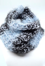 Load image into Gallery viewer, Calm Stream Cozy Snood Cowl Neck Scarf