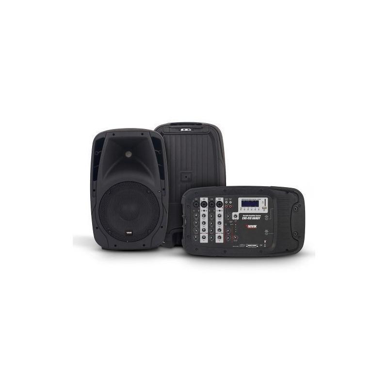 Sistema De Audio Portatil Novik Neo Evo 410 Handy-Audio Rocks