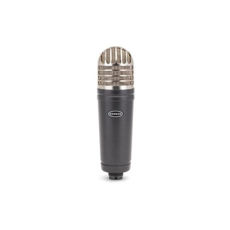 Samson Microfono Condenser De Estudio Con Pop Filter Mtr101a-Audio Rocks