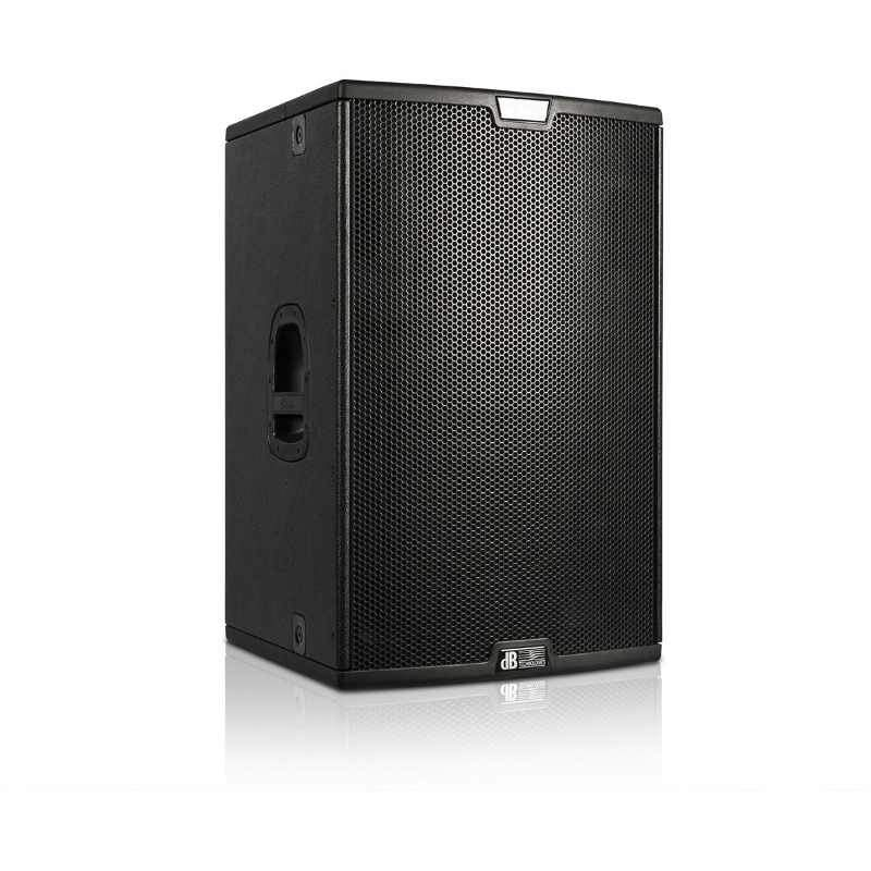 Db Technologies Bafle Activo Bi Amplificado 1000 W Sigmas115-Audio Rocks