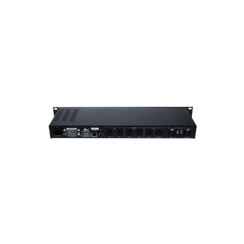Sistema De Gestion Digital De Altavoces Dbx Drive Rack Pa2-Audio Rocks