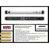 Amplificador De Zona De Audio Bose Freespace Iza 2120-lz-Audio Rocks