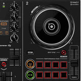 Controlador Dj Pioneer Ddj-200 Usb Bluetooth 2 Canales Loop-Audio Rocks