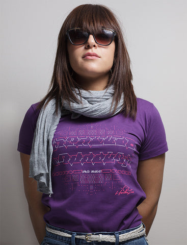 Spaced Invaders <br>Women's T-Shirt