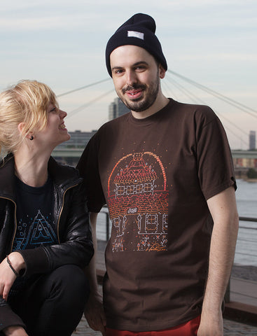 Temple of Creation <br>Unisex T-Shirt