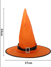 Load image into Gallery viewer, Halloween Rougeoyant Chapeau