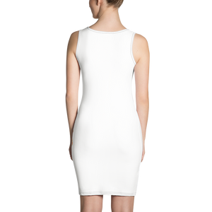 klym 89 collection Sublimation Cut & Sew Dress