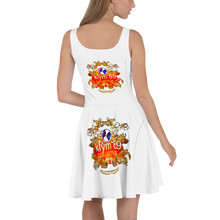 Load image into Gallery viewer, klym 89 collection Paris Skater Dress