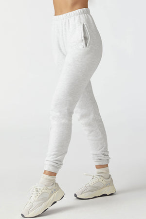 Cropped Crew Long Sleeve style Empire Jogger