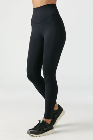 Slouchy Dolman Long Sleeve style Second Skin Legging