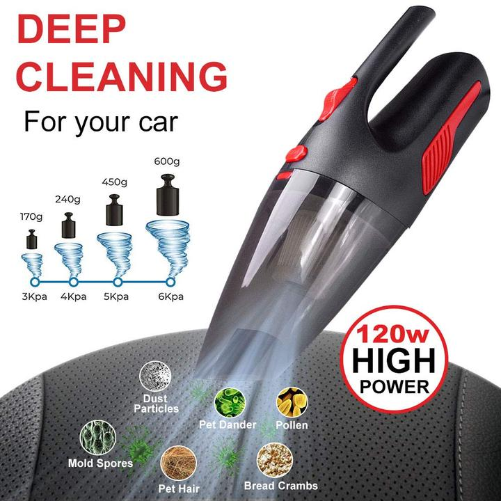 Multipurpose Car Vacuum