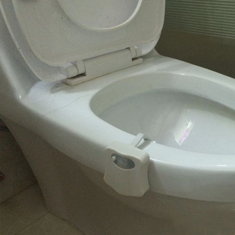 Automatic LED Toilet Light