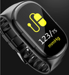 Fitbud™ - First Fitness bracelet with earbuds