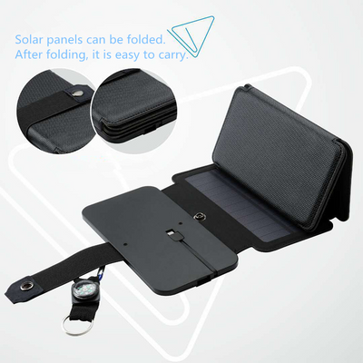 Solarcru™ 2.0 - Foldable Solar Cells