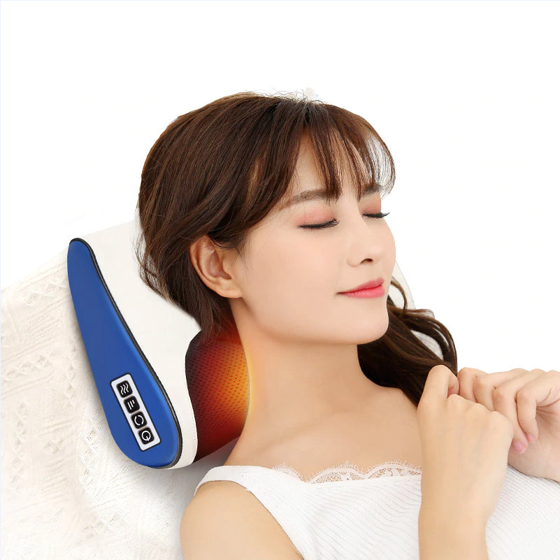 Heated Massage Pillow