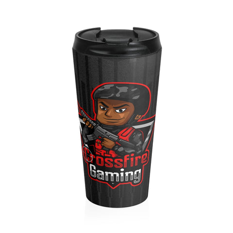 Crossfire Gaming - Tumbler 20oz