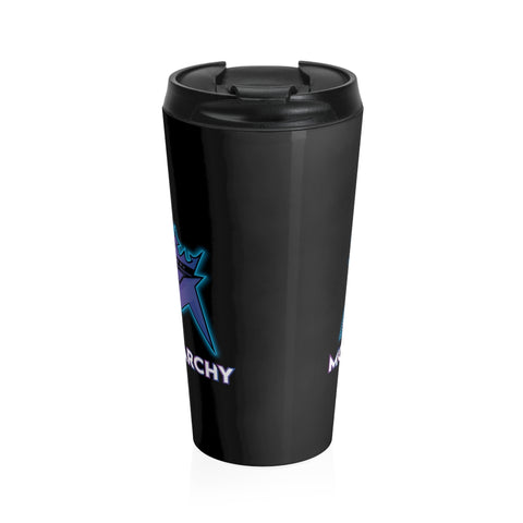 Team Monarchy - Travel Mug (15oz)