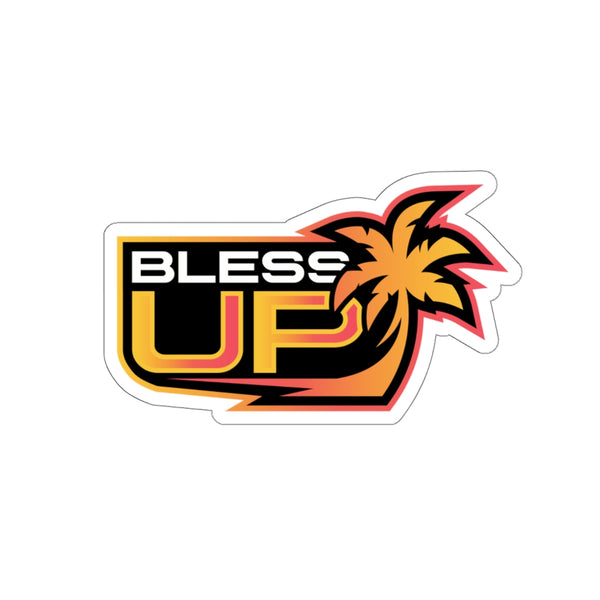 Bless Up - Stickers