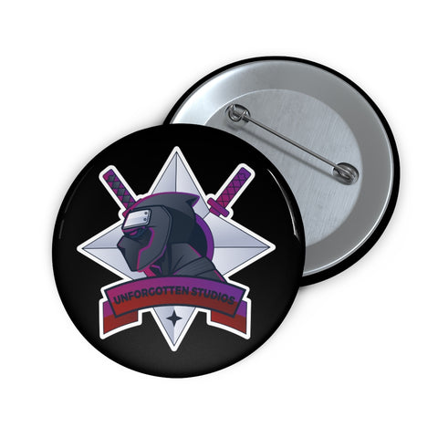 Unforgotten Studios - Pin Buttons