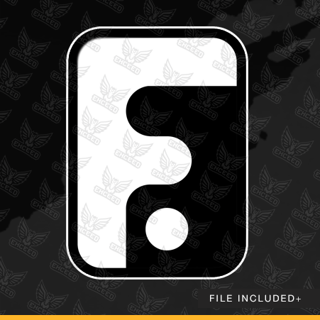 """Letter F"" #1 - Logo for Sale"