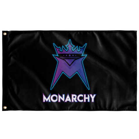 Team Monarchy - Flag