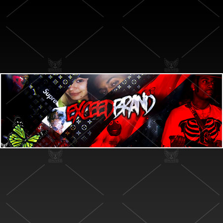 """Carti"" - Twitter GFX Header for Sale"