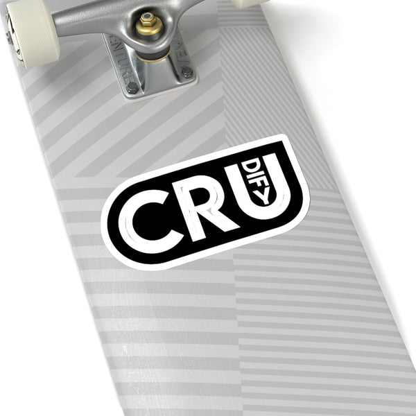 Crudify - Stickers