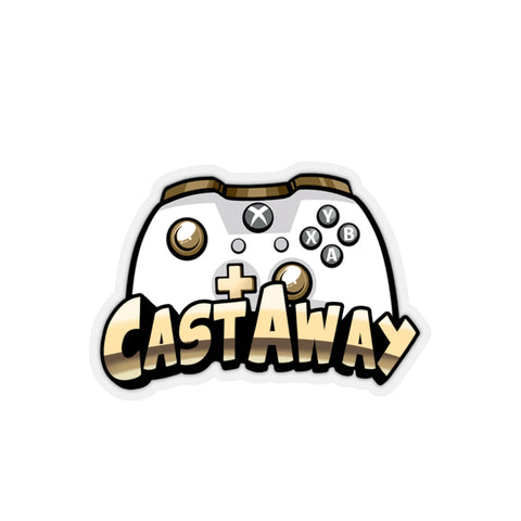CastAway - Kiss Cut Sticker(s)