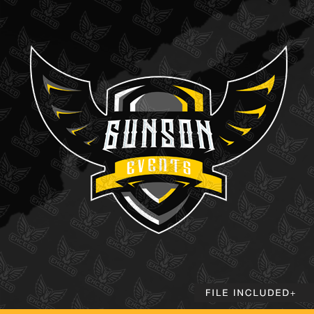 """Wings"" - Mascot Logo for Sale"