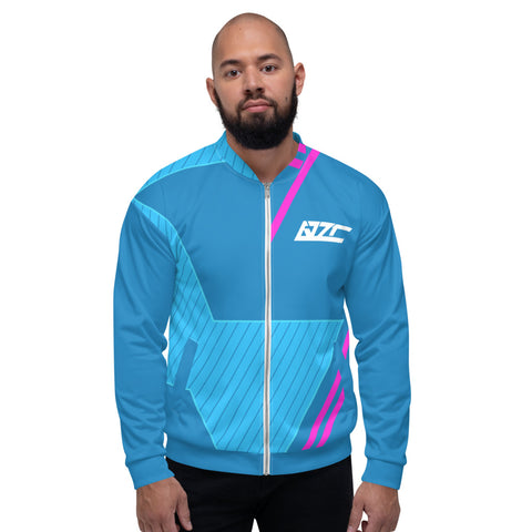 QZC Gaming - Unisex Bomber Jacket