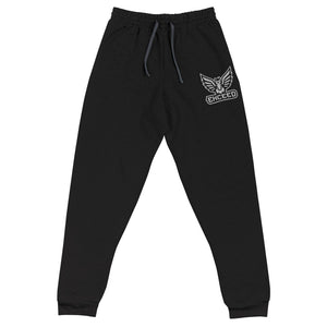 Open image in slideshow, ExceedHQ's - Embroidered Logo Joggers (Unisex)