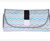 Folding portable Diaper changing pad / mat for clean hands and happy babies