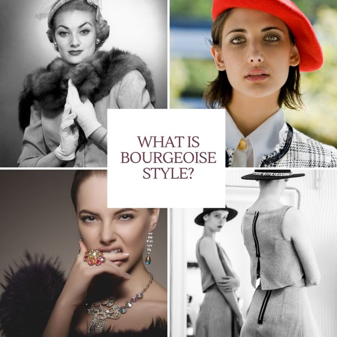 What is Bourgeoise Style? The Biggest Fall Trend for 2020