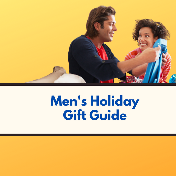 Men's Holiday Gift Guide{2020}
