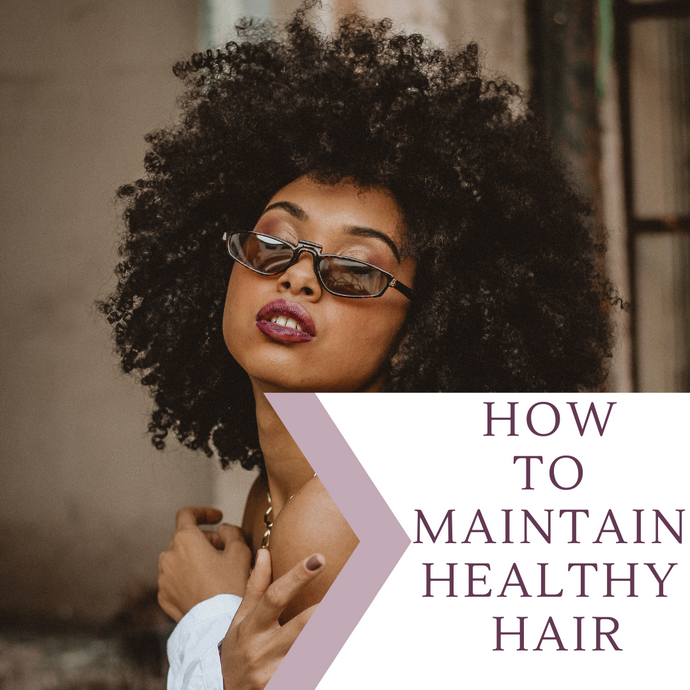 6 Tips To Maintain Healthy Hair