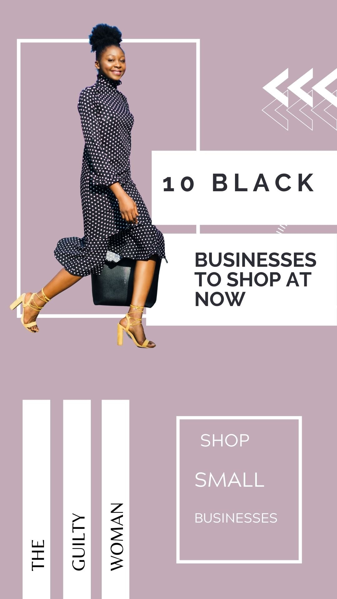 10 black businesses to shop at now   The Guilty Woman
