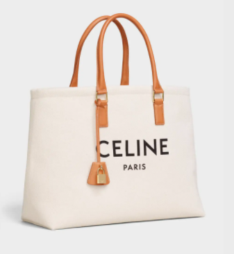 luxe beach tote by Celine