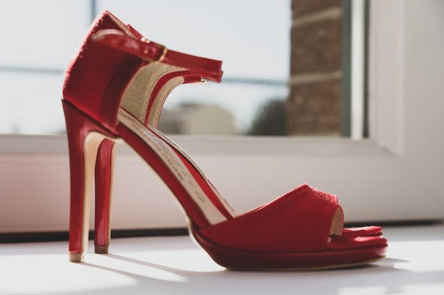 sexy red high heels | The Guilty Woman
