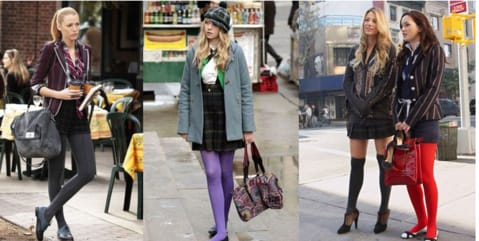 Preppy Style by Gossip Girl TV Show