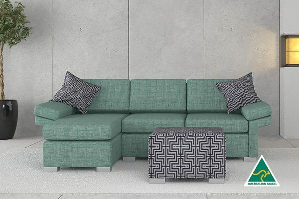 Wembley 2.5 + Chaise ( Jade )