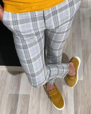 Men Fashion Suit Pants - DiS-Lyne