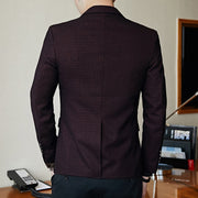 Men's Fashion Blazer Suit - DiS-Lyne