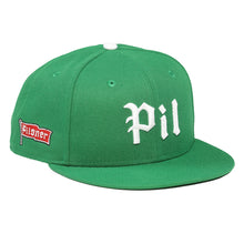 Load image into Gallery viewer, Pilsner X New Era PIL Snapback Hat