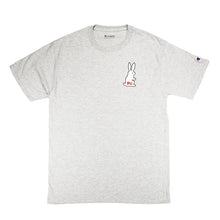 Load image into Gallery viewer, Pilsner X Champion PIL Bunny T-Shirt
