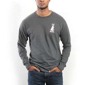 Pilsner X Champion PIL Bunny Long Sleeve T-Shirt