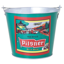Load image into Gallery viewer, Pilsner Mural Beer Bucket