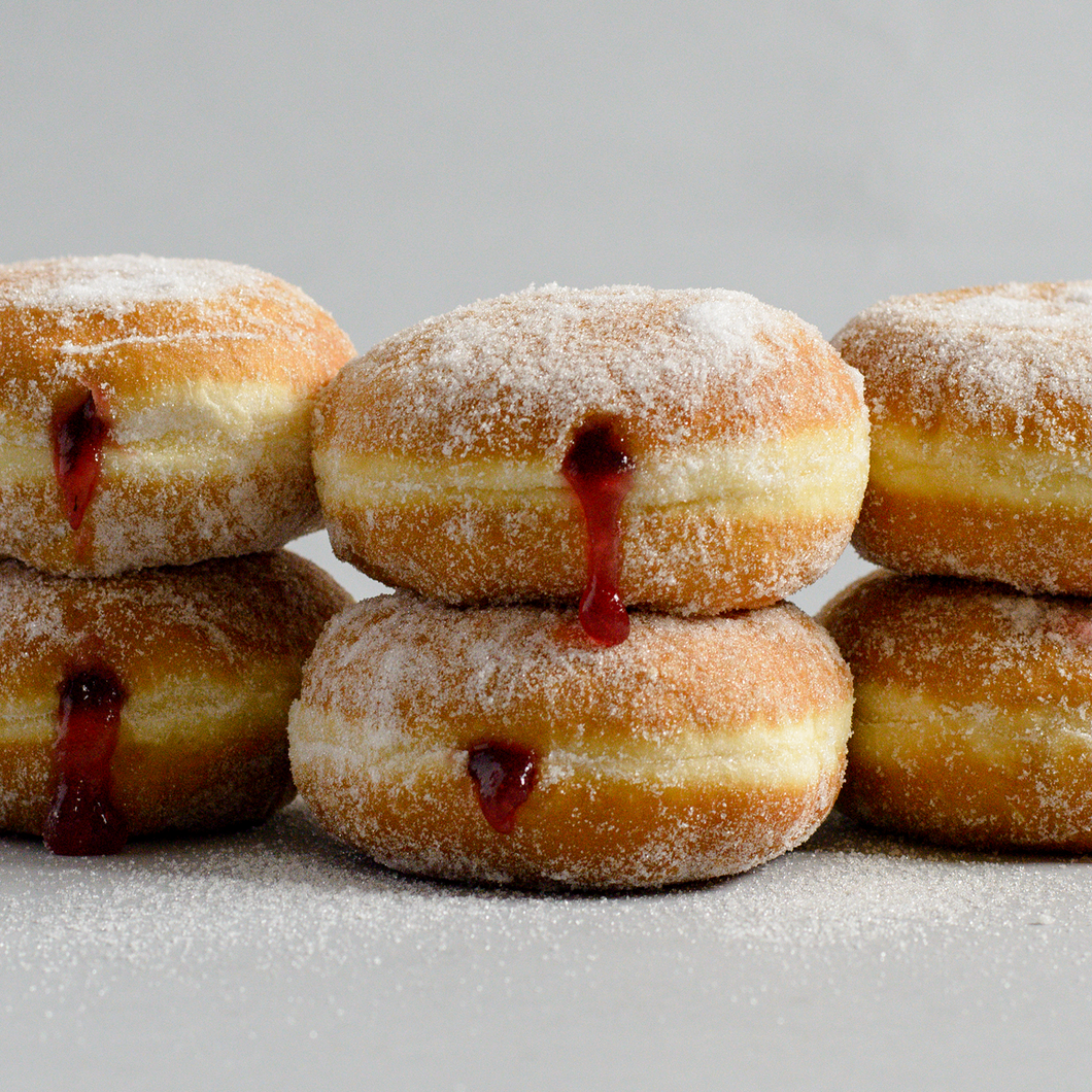 Jam Doughnuts (Pack of 4)