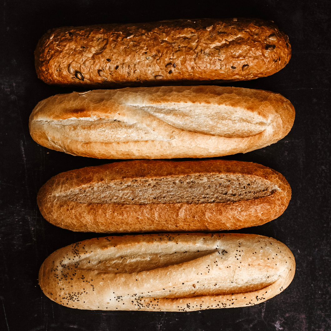 Part Baked Baguettes (Pack of 4)