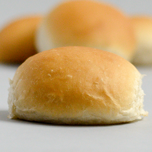 White Soft Rolls (Pack of 6)
