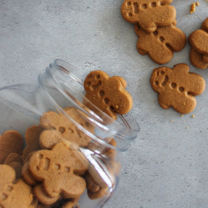 Jar of Gingerbread